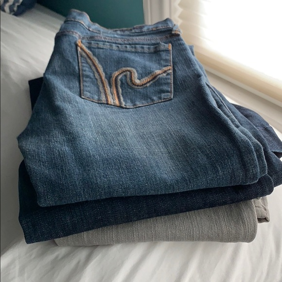 Citizens Of Humanity Denim - Bundle of Citizens Jeans